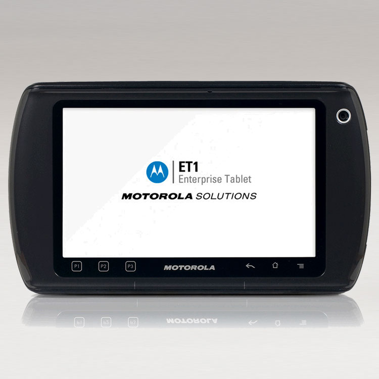 tablet motorola ET1