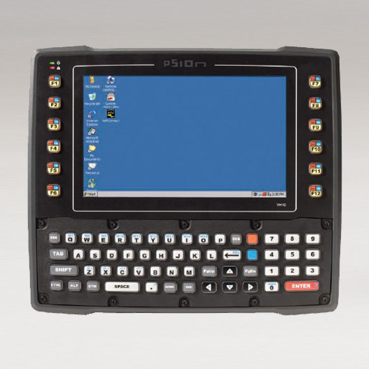 terminal wózkowy Psion VH10
