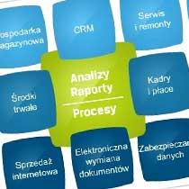 analizy, raporty, crm