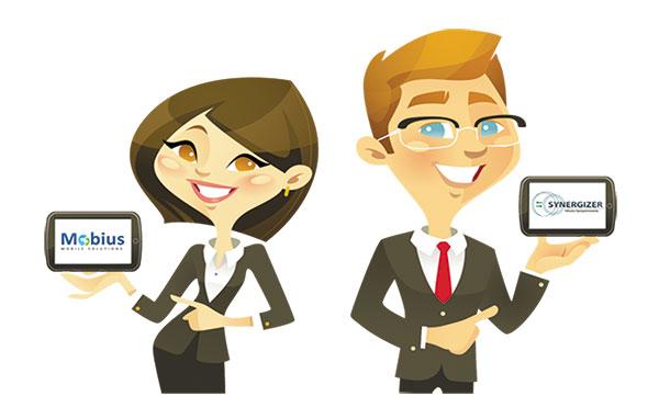 mobilny handlowiec